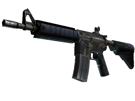 M4A4 | Tornado (Battle-Scarred)
