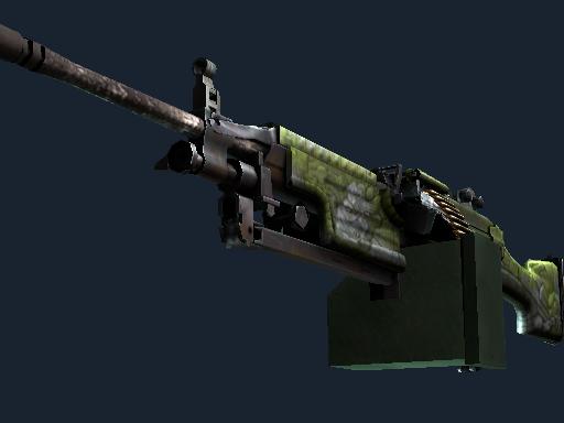 M249 | Aztec (Factory new)