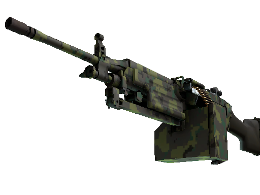 M249 | Jungle DDPAT (Mininal Wear)