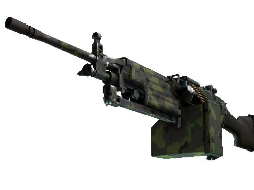 M249 | Jungle DDPAT (Field-Tested)