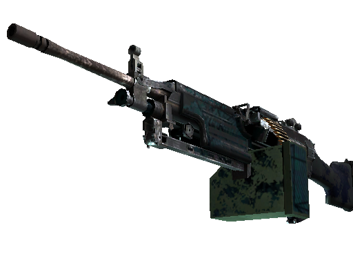 M249 | Shipping Forecast (Battle-Scarred)