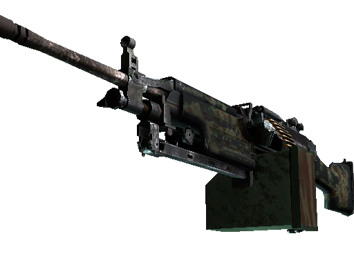M249 | Predator (Battle-Scarred)