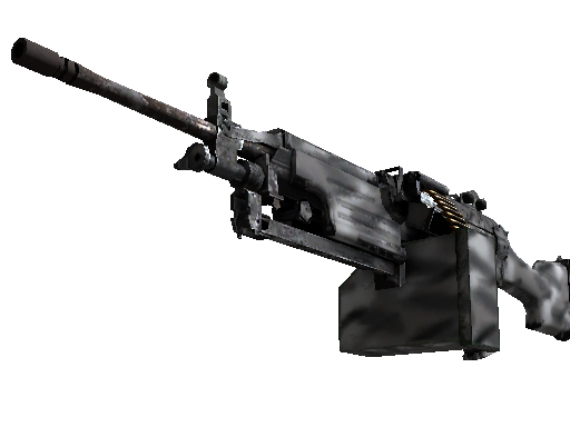 M249 | Contrast Spray (Well-Worn)