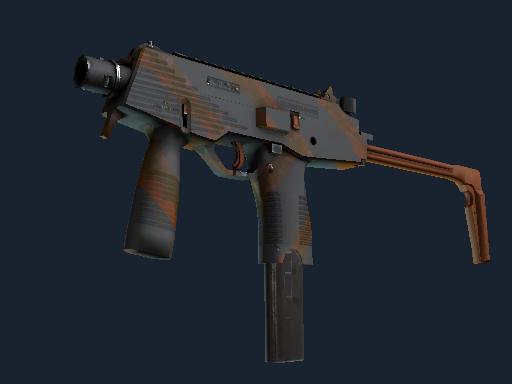 MP9 | Slide (Factory new)