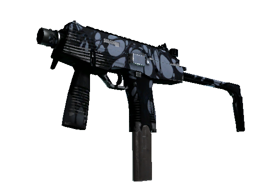 MP9 | Goo (Battle-Scarred)