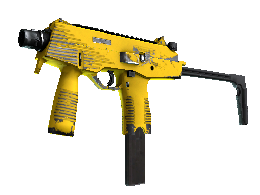 MP9 | Bulldozer (Field-Tested)