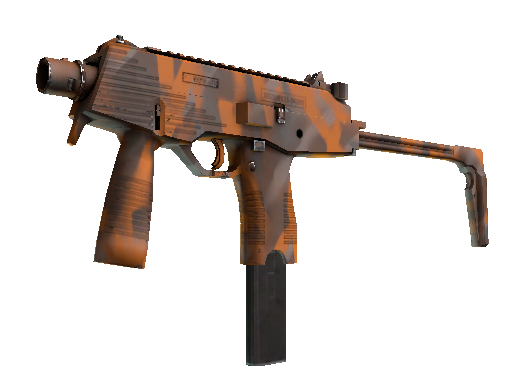 MP9 | Orange Peel (Factory new)
