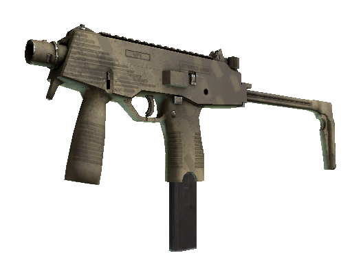 MP9 | Sand Dashed (Factory new)