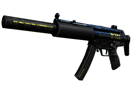 MP5-SD | Agent (Battle-Scarred)