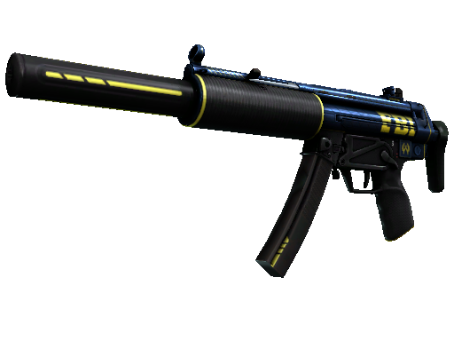 MP5-SD | Agent (Factory new)