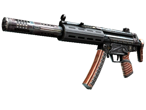 MP5-SD | Gauss (Factory new)