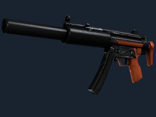 MP5-SD | Nitro (Field-Tested)