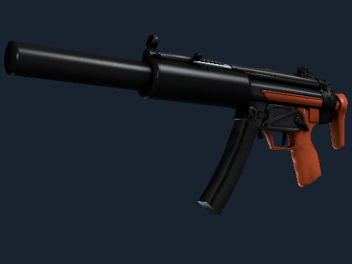 MP5-SD | Nitro (Factory new)