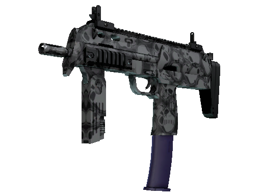 MP7 | Skulls (Mininal Wear)