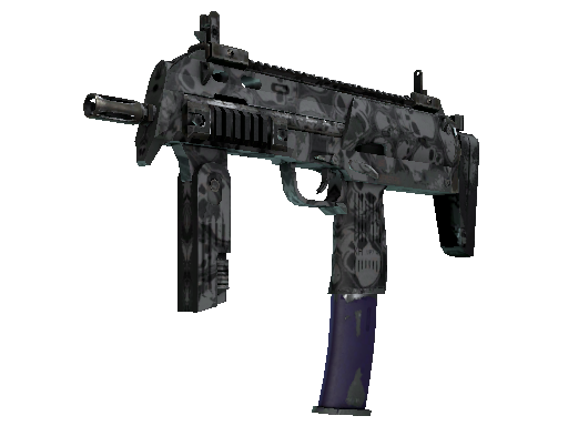 MP7 | Skulls (Field-Tested)