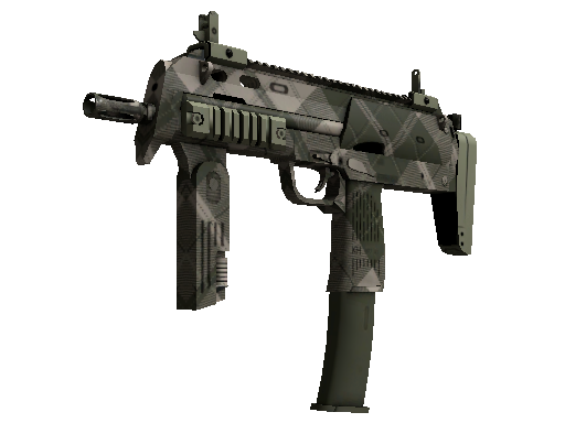 MP7 | Olive Plaid (Mininal Wear)