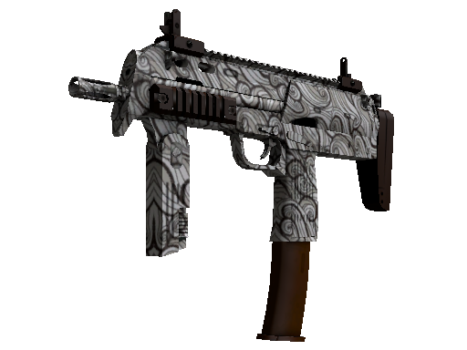 MP7 | Gunsmoke (Factory new)