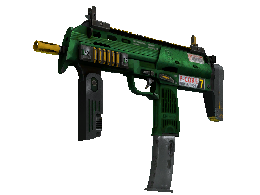 MP7 | Powercore (Battle-Scarred)