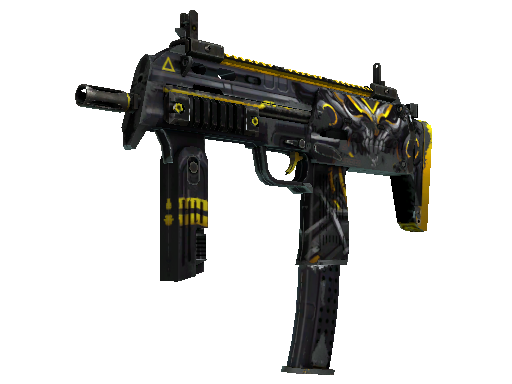 MP7 | Nemesis (Field-Tested)