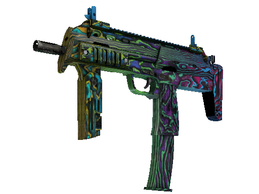MP7 | Neon Ply (Field-Tested)
