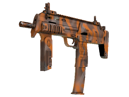 MP7 | Orange Peel (Factory new)