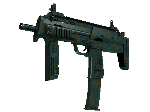 MP7 | Teal Blossom (Factory new)