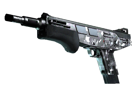 MAG-7 | Metallic DDPAT (Mininal Wear)