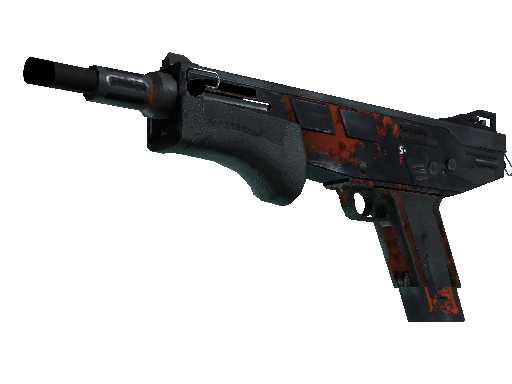 MAG-7 | Core Breach (Battle-Scarred)