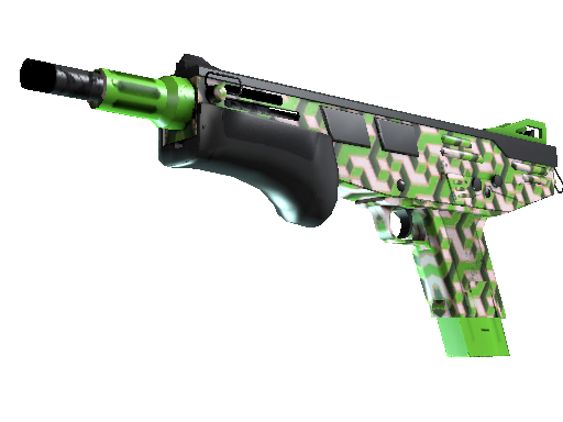 MAG-7 | Counter Terrace (Mininal Wear)