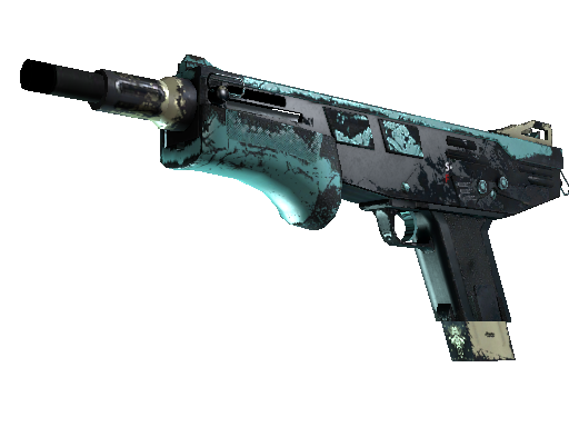 MAG-7 | Seabird (Well-Worn)