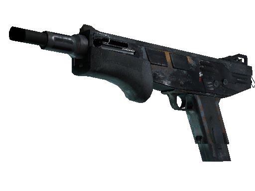 MAG-7 | Irradiated Alert (Battle-Scarred)