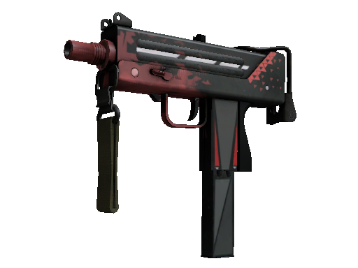 MAC-10 | Tatter (Factory new)