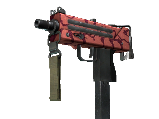 MAC-10 | Carnivore (Mininal Wear)