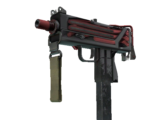 MAC-10 | Pipe Down (Well-Worn)