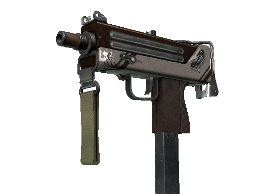 MAC-10 | Calf Skin (Battle-Scarred)