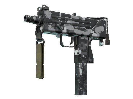 MAC-10 | Urban DDPAT (Well-Worn)
