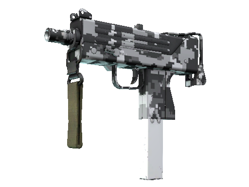 MAC-10 | Urban DDPAT (Mininal Wear)