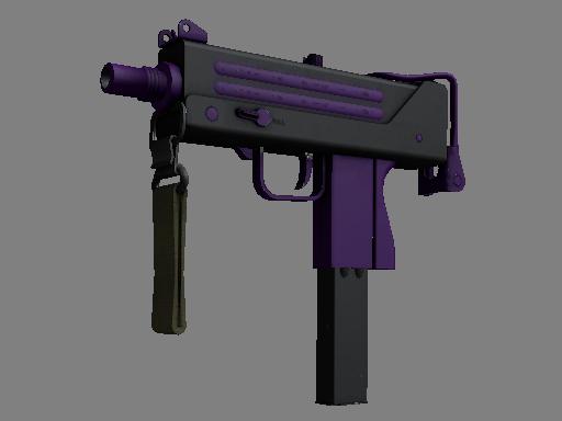 MAC-10 | Ultraviolet (Factory new)