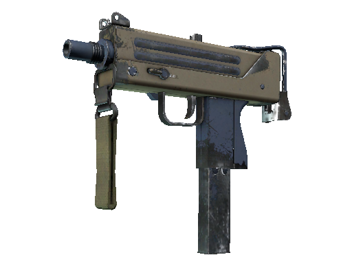 MAC-10 | Tornado (Well-Worn)