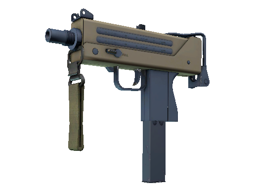 MAC-10 | Tornado (Mininal Wear)