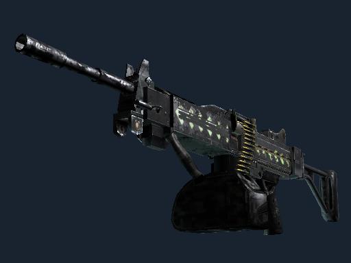 Negev | Ultralight (Battle-Scarred)