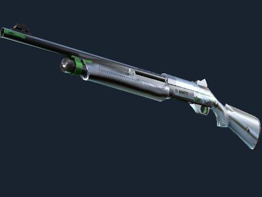 Nova | Clear Polymer (Factory new)