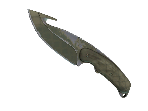 Gut Knife | Safari Mesh (Field-Tested)