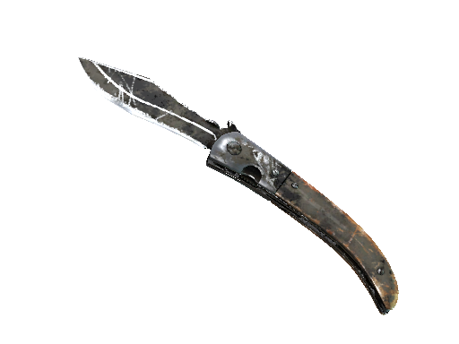 Navaja Knife | Scorched (Battle-Scarred)