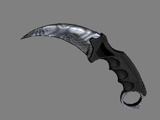 Karambit   Damascus Steel (Battle-Scarred)
