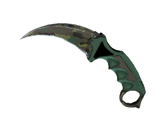 Karambit | Boreal Forest (Field-Tested)