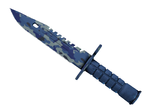 M9 Bayonet | Bright Water (Mininal Wear)