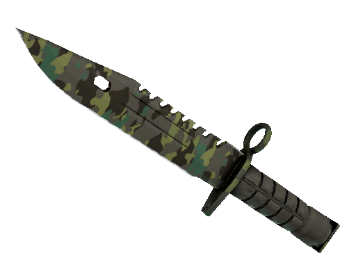 M9 Bayonet | Boreal Forest (Factory new)
