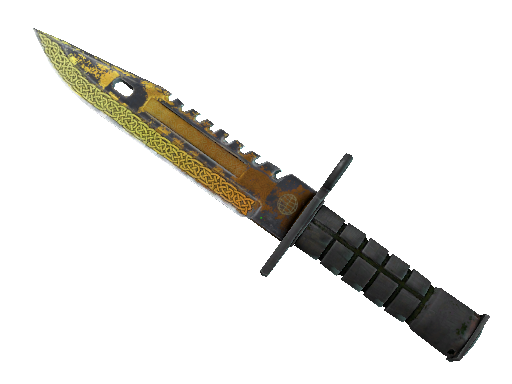 M9 Bayonet | Lore (Battle-Scarred)