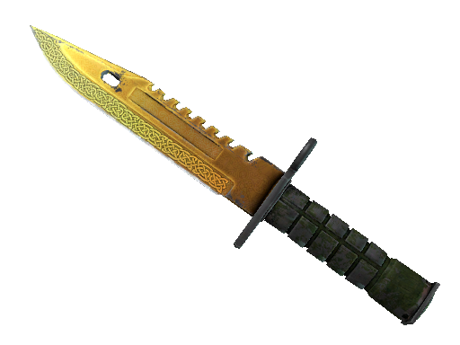 M9 Bayonet | Lore (Well-Worn)